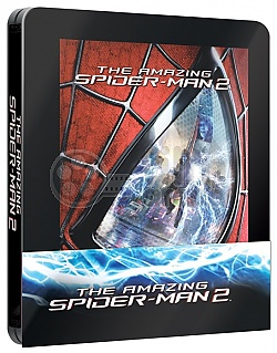 The Amazing Spider-Man Steelbook™ Limited Collector's Edition + Gift Steelbook's™ foil