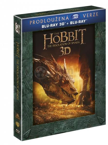The Hobbit: The Desolation of Smaug - 3D: Extended Edition ...