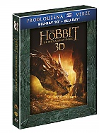 Hobbit: The Desolation Of Smaug 3D + 2D Collection Extended cut (2 Blu-ray 3D + 3 Blu-ray)