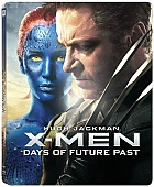 X-MEN: Days of Future Past SteelBook 3D + 2D Steelbook™ Limited Collector's Edition + Gift Steelbook's™ foil (Blu-ray 3D + Blu-ray)