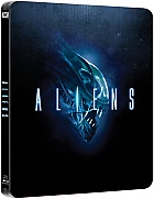 ALIENS Steelbook™ Limited Collector's Edition + Gift Steelbook's™ foil (Blu-ray)