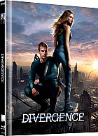 Divergent DigiBook Limited Collector's Edition (Blu-ray)