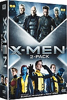 X-Men First Class + Days of Future Past (2 DVD)