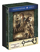 Hobbit: The Desolation Of Smaug 3D EXTENDED COLLECTOR'S EDITION Collection (2 Blu-ray 3D + 3 Blu-ray)