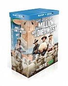 A Million Ways to Die in the West Limited Edition (Blu-ray)