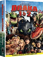 How to Train Your Dragon 1 + 2 Collection (2 Blu-ray)