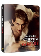 FAC #3 INTERVIEW WITH THE VAMPIRE: THE VAMPIRE CHRONICLES FullSlip Steelbook™ Limited Edition - numbered + Gift Steelbook's™ foil (Blu-ray)