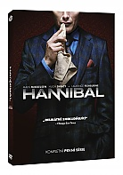 Hannibal season 1 Collection (4 DVD)