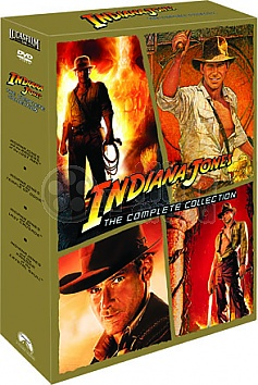 Indiana Jones - The Complete Adventures Collection Collection