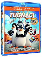 The Penguins of Madagascar 3D + 2D (Blu-ray 3D + Blu-ray)