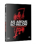 FAC #1 AS ABOVE, SO BELOW O-ring Amaray Limited Collector's Edition - numbered (Blu-ray)