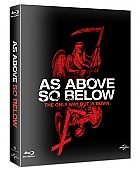 FAC #1 As Above, So Below FullSlip Steelbook™ Limited Collector's Edition - numbered + Gift Steelbook's™ foil (Blu-ray)