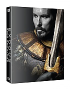 FAC #9 EXODUS: Gods and Kings FULLSLIP + LENTICULAR MAGNET 3D + 2D Steelbook™ Limited Collector's Edition - numbered + Gift Steelbook's™ foil (Blu-ray 3D + 2 Blu-ray)