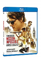 MISSION: IMPOSSIBLE V - Rogue Nation (Blu-ray)