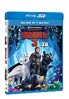 How to Train Your Dragon 3 (Blu-ray 3D + Blu-ray)