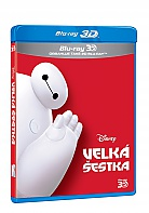 Big Hero 6 3D + 2D (Blu-ray 3D + Blu-ray)
