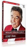 JOSEF ZÍMA - SÍŇ SLÁVY Collection (2 DVD)