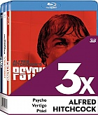 3x ALFRED HITCHCOCK  Collection (3 Blu-ray)