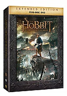 The Hobbit: There And Back Again Collection Extended cut (5 DVD)