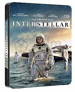 INTERSTELLAR Futurepak™ Limited Collector's Edition + Gift Futurepak's™ foil