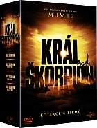 The Scorpion King  1 - 4 Collection (4 DVD)