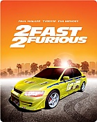 2 Fast 2 Furious Steelbook™ Limited Collector's Edition + Gift Steelbook's™ foil (Blu-ray)