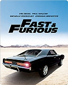 Fast & Furious Steelbook™ Limited Collector's Edition + Gift Steelbook's™ foil (Blu-ray)