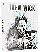 FAC #15 JOHN WICK ANGEL FULLSLIP EDITION + LENTICULAR MAGNET Steelbook™ Limited Collector's Edition - numbered + Gift Steelbook's™ foil (Blu-ray)