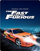 The Fast and the Furious Steelbook™ Limited Collector's Edition + Gift Steelbook's™ foil (Blu-ray)