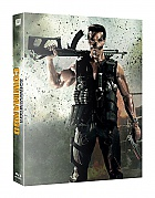 FAC #10 COMMANDO FULLSLIP + LENTICULAR MAGNET Steelbook™ Extended director's cut Limited Collector's Edition - numbered + Gift Steelbook's™ foil (Blu-ray)