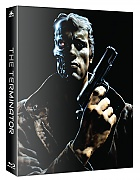 FAC #12 THE TERMINATOR FULLSLIP + LENTICULAR MAGNET Steelbook™ Limited Collector's Edition - numbered + Gift Steelbook's™ foil (Blu-ray)