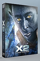 FAC #53 X-MEN 2 FullSlip + Lenticular Magnet Steelbook™ Limited Collector's Edition - numbered + Gift Steelbook's™ foil (Blu-ray)