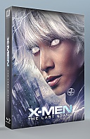 FAC #55 X-MEN: The Last Stand FULLSLIP + LENTICULAR MAGNET Steelbook™ Limited Collector's Edition - numbered + Gift Steelbook's™ foil (Blu-ray)