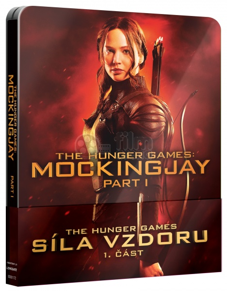 Hunger Games Mockingjay Part 1 Book