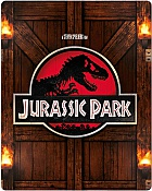 FAC #65 JURASSIC PARK FullSlip + Lenticular Magnet Steelbook™ Limited Collector's Edition (Blu-ray)