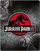 FAC #67 JURASSIC PARK III FullSlip + Lenticular Magnet Steelbook™ Limited Collector's Edition (Blu-ray)