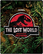 FAC #66 The Lost World: JURASSIC PARK FullSlip + Lenticular Magnet Steelbook™ Limited Collector's Edition - numbered (Blu-ray)