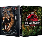 FAC #66 The Lost World: JURASSIC PARK FullSlip + Lenticular Magnet Steelbook™ Limited Collector's Edition - numbered