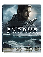 Exodus: Gods and Kings QSlip 3D + 2D Steelbook™ Limited Collector's Edition + Gift Steelbook's™ foil (Blu-ray 3D + 2 Blu-ray)
