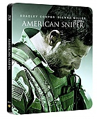 AMERICAN SNIPER QSlip Steelbook™ Limited Collector's Edition + Gift Steelbook's™ foil (Blu-ray)