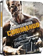 FAC #10 COMMANDO FullSlip unumbered Steelbook™ Extended director's cut Limited Collector's Edition + Gift Steelbook's™ foil