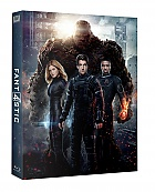 FAC #33 THE FANTASTIC FOUR FullSlip + Lenticular Magnet EDITION #1 Steelbook™ Limited Collector's Edition - numbered + Gift Steelbook's™ foil (Blu-ray)