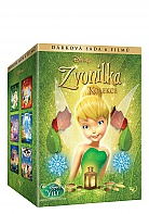 Tinker Bell Box Set Collection (6 DVD)