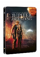 Jupiter Ascending 3D + 2D Steelbook™ Limited Collector's Edition + Gift Steelbook's™ foil (Blu-ray 3D + Blu-ray)