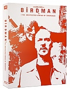 FAC #21 BIRDMAN FullSlip + Lenticular Magnet Steelbook™ Limited Collector's Edition - numbered + Gift Steelbook's™ foil (Blu-ray)