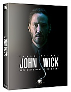 FAC #15 JOHN WICK DEVIL FULLSLIP EDITION + LENTICULAR MAGNET Steelbook™ Limited Collector's Edition - numbered + Gift Steelbook's™ foil (Blu-ray)