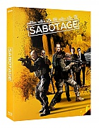FAC #34 SABOTAGE FullSlip + Lenticular Magnet EDITION #1 WEA Steelbook™ Limited Collector's Edition - numbered + Gift Steelbook's™ foil (Blu-ray)