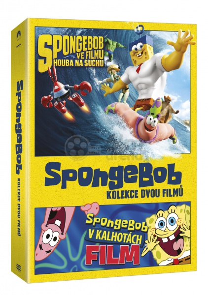 spongebob two movie set collection 2 dvd - Spongbob 2