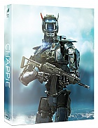 FAC #17 CHAPPIE FullSlip + Lenticular Magnet Steelbook™ Limited Collector's Edition - numbered + Gift Steelbook's™ foil (2 Blu-ray)