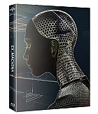 FAC #18 EX MACHINA FullSlip + Lenticular Magnet Steelbook™ Limited Collector's Edition - numbered + Gift Steelbook's™ foil (Blu-ray)